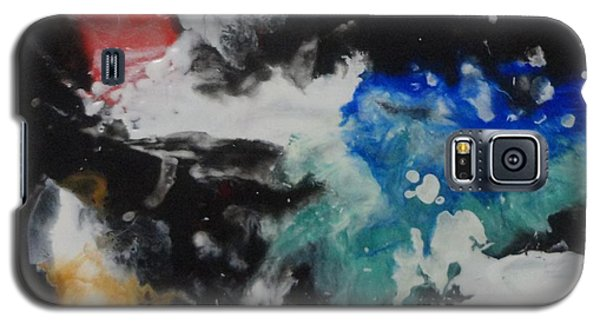 Galaxy S5 Case featuring the painting Crescendo by Elaine Elliott
