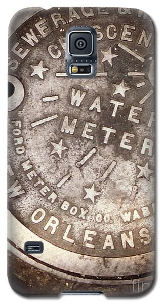 Crescent City Water Meter Galaxy S5 Case