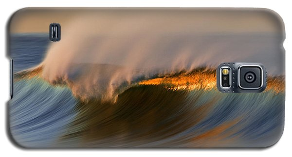 Galaxy S5 Case featuring the photograph Cresting Wave Mg_0372 by David Orias