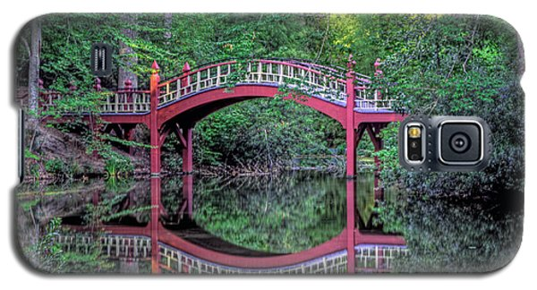 Crim Dell Bridge In Summer Galaxy S5 Case