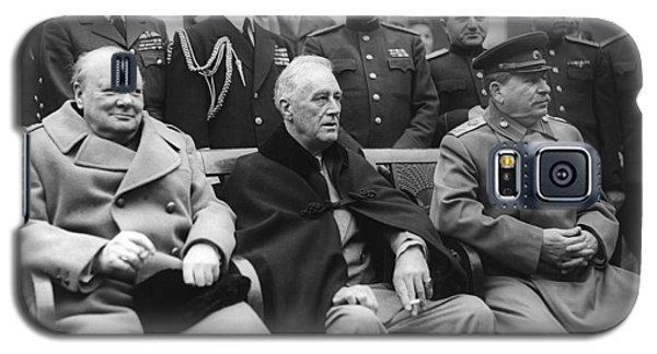 Crimean Conference In Yalta Galaxy S5 Case