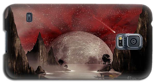 Crimson Night Galaxy S5 Case