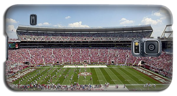 Crimson Tide A-day Football Game At University Of Alabama  Galaxy S5 Case