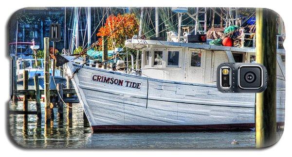 Crimson Tide In Harbor Galaxy S5 Case