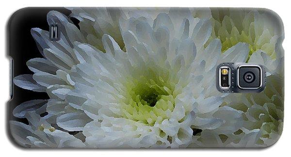 Crisantemos Galaxy S5 Case