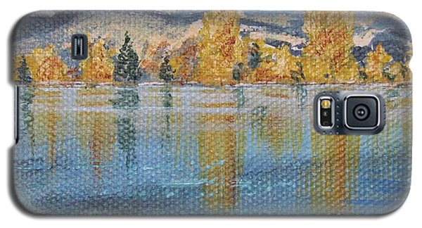 Crisp Morning Galaxy S5 Case by Margaret Bobb