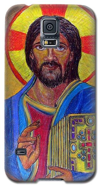 Cristo Pantocrator Galaxy S5 Case