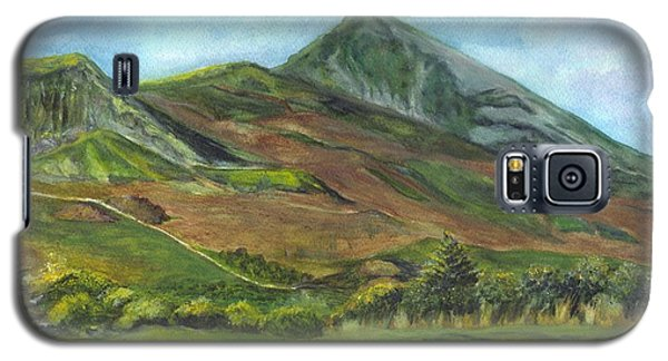 Croagh Saint Patricks Mountain In Ireland  Galaxy S5 Case