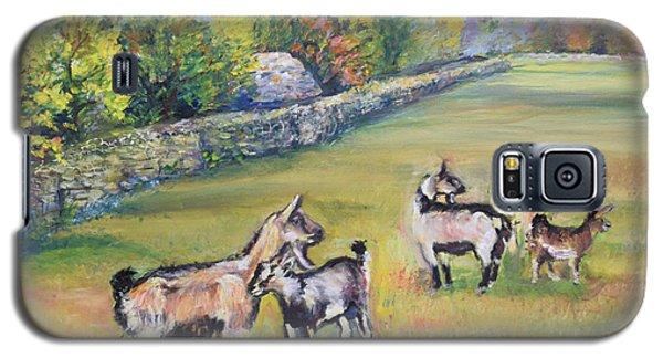 Croatian Goats Galaxy S5 Case