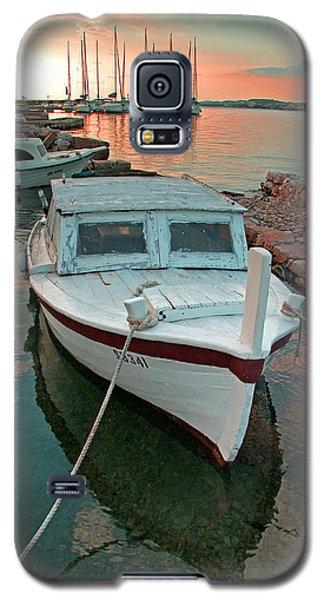 Croatian Marina Galaxy S5 Case by Dennis Cox WorldViews