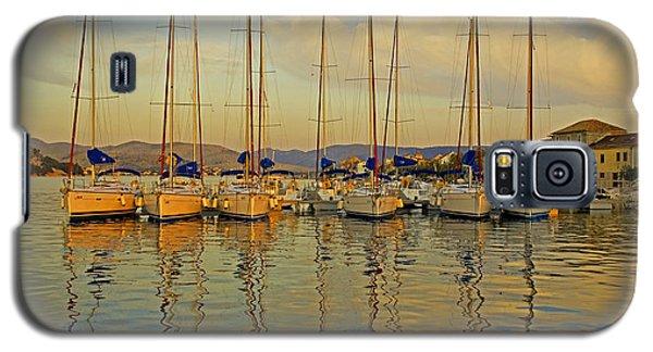 Croatian Sailboats Galaxy S5 Case by Dennis Cox WorldViews
