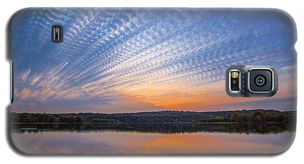 Crochet The Sky Galaxy S5 Case