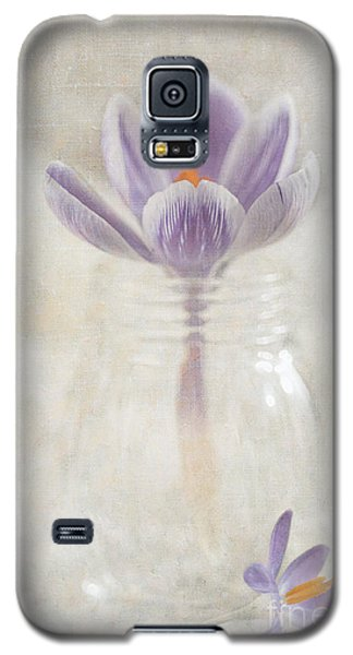 Crocus Galaxy S5 Case