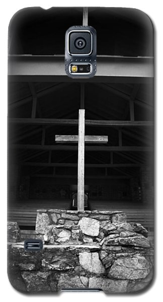 Galaxy S5 Case featuring the photograph Cross 2 by Kelly Hazel
