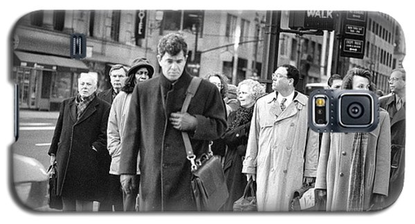 Crossing Manhattan Galaxy S5 Case