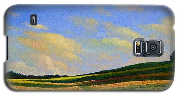 Crossing The Field Galaxy S5 Case