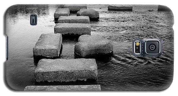 Crossing The Kamo River Galaxy S5 Case