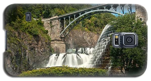 Croton Dam Summer 2 Galaxy S5 Case