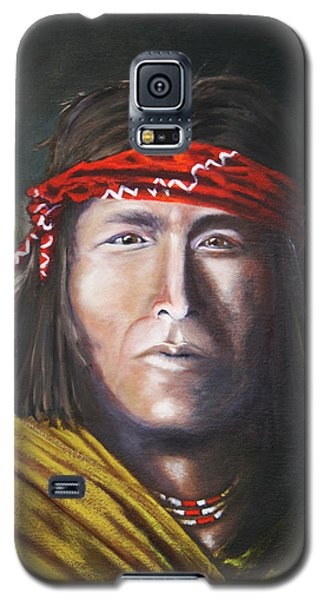 Crow Brave Galaxy S5 Case