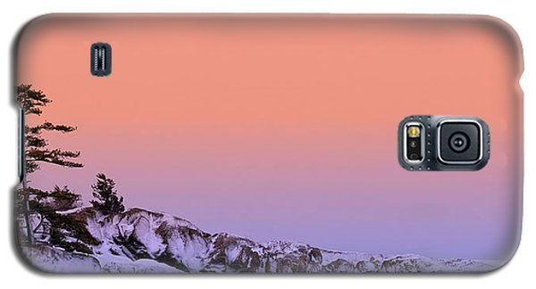 Crow Island Winter Galaxy S5 Case