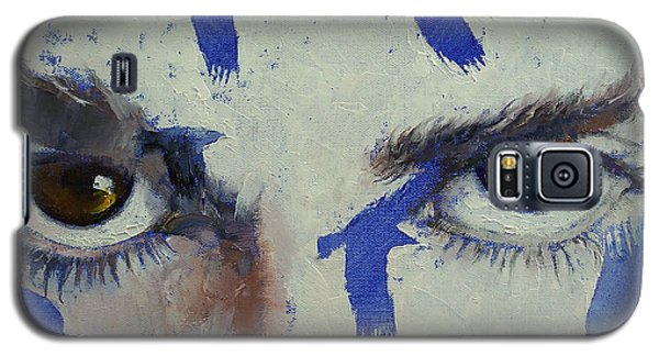 Crows Galaxy S5 Case by Michael Creese