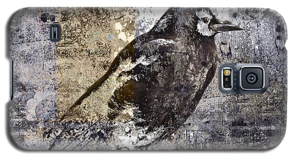 Crow Number 84 Galaxy S5 Case