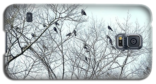 Crow Trees Galaxy S5 Case