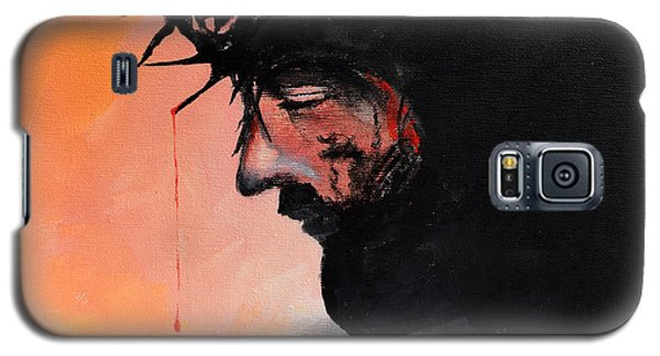 Blood Of The Redeemer Galaxy S5 Case by Gary Smith