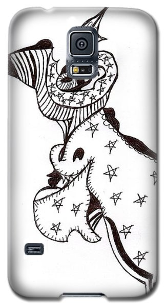 Crowned Dragon Galaxy S5 Case