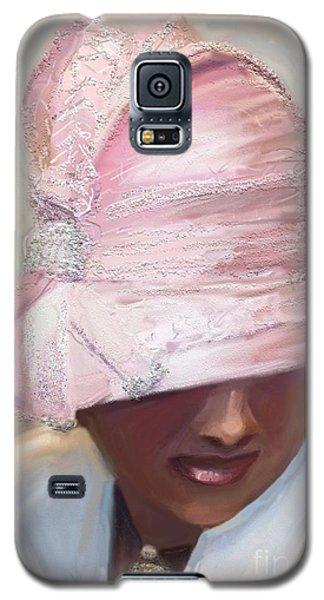 Crowns Galaxy S5 Case by Vannetta Ferguson