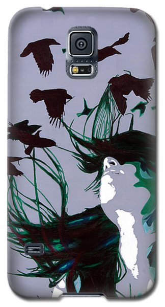 Crows Galaxy S5 Case