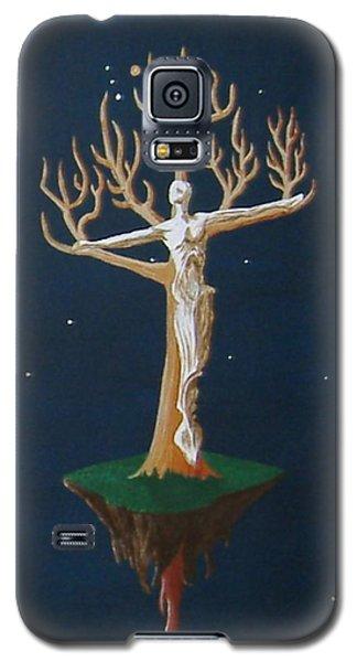 Crucifix 2 Galaxy S5 Case by Steve  Hester