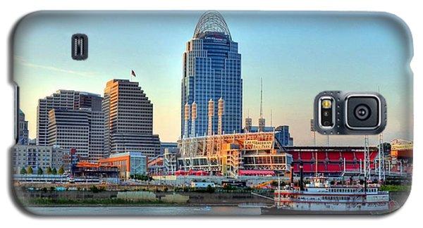 Cruising By Cincinnati Galaxy S5 Case