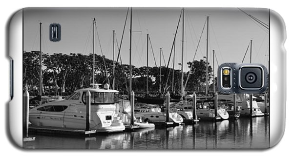 Galaxy S5 Case featuring the digital art Cruising San Diego Style by Kirt Tisdale