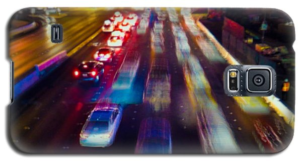 Cruising The Strip Galaxy S5 Case