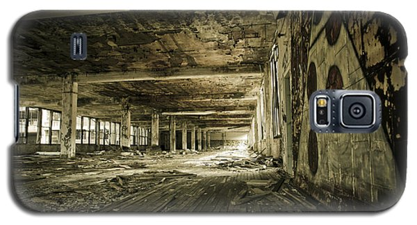 Galaxy S5 Case featuring the photograph Crumbling History by Priya Ghose