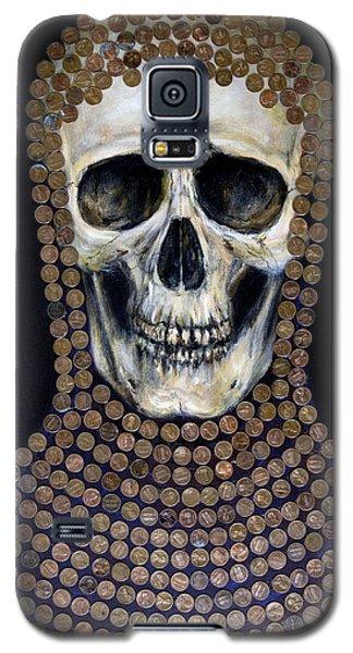 Crusader Galaxy S5 Case by Arturas Slapsys