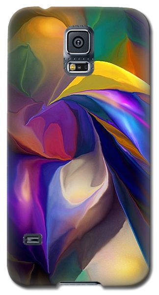 Galaxy S5 Case featuring the digital art Crusader by David Lane