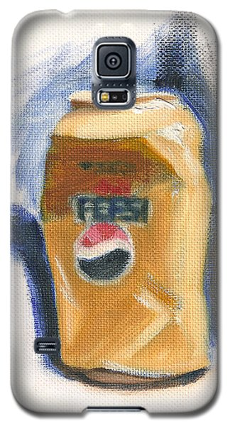 Crushed Can Galaxy S5 Case