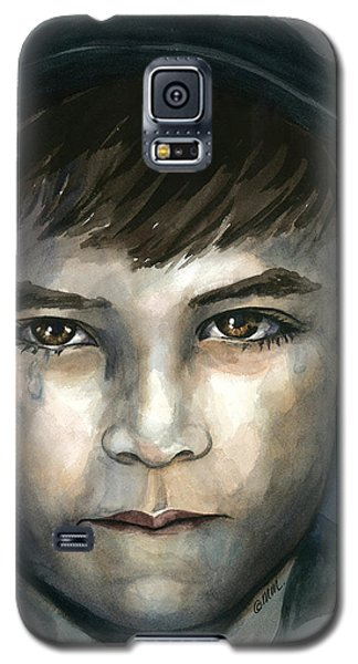 Crying In The Shadows Galaxy S5 Case