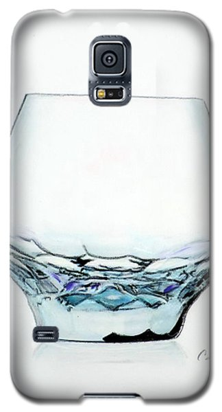 Crystal Brandy Galaxy S5 Case