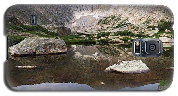 Crystal Lake Reflection Galaxy S5 Case