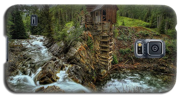 Crystal Mill Riverside Galaxy S5 Case