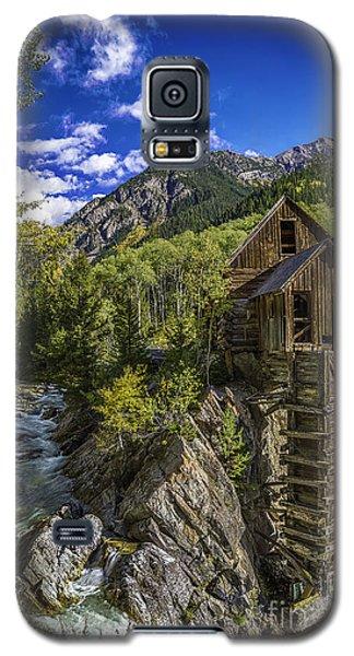 Crystal Mill Galaxy S5 Case