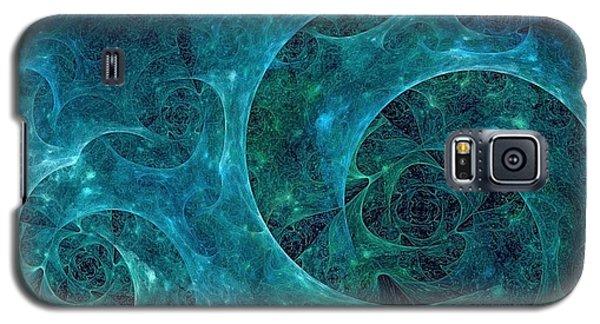 Crystal Nebula-ii Galaxy S5 Case