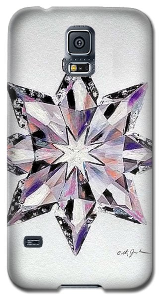 Crystal Ornament Galaxy S5 Case