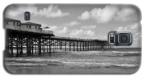 Crystal Pier In Pacific Beach Galaxy S5 Case by Ana V Ramirez