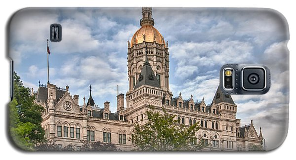 Ct State Capitol Building Galaxy S5 Case