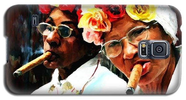 Cuba - Caribbean Serie Galaxy S5 Case