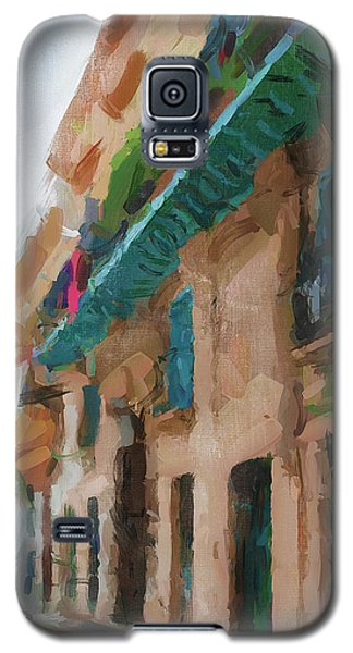 Cuban Street Galaxy S5 Case